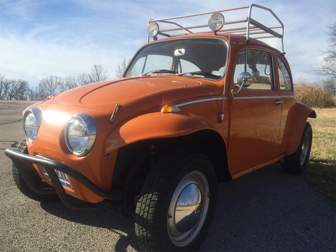 Large Picture of 1966 Volkswagen Beetle located in St. Louis Missouri Offered by a Private Seller - GAKS