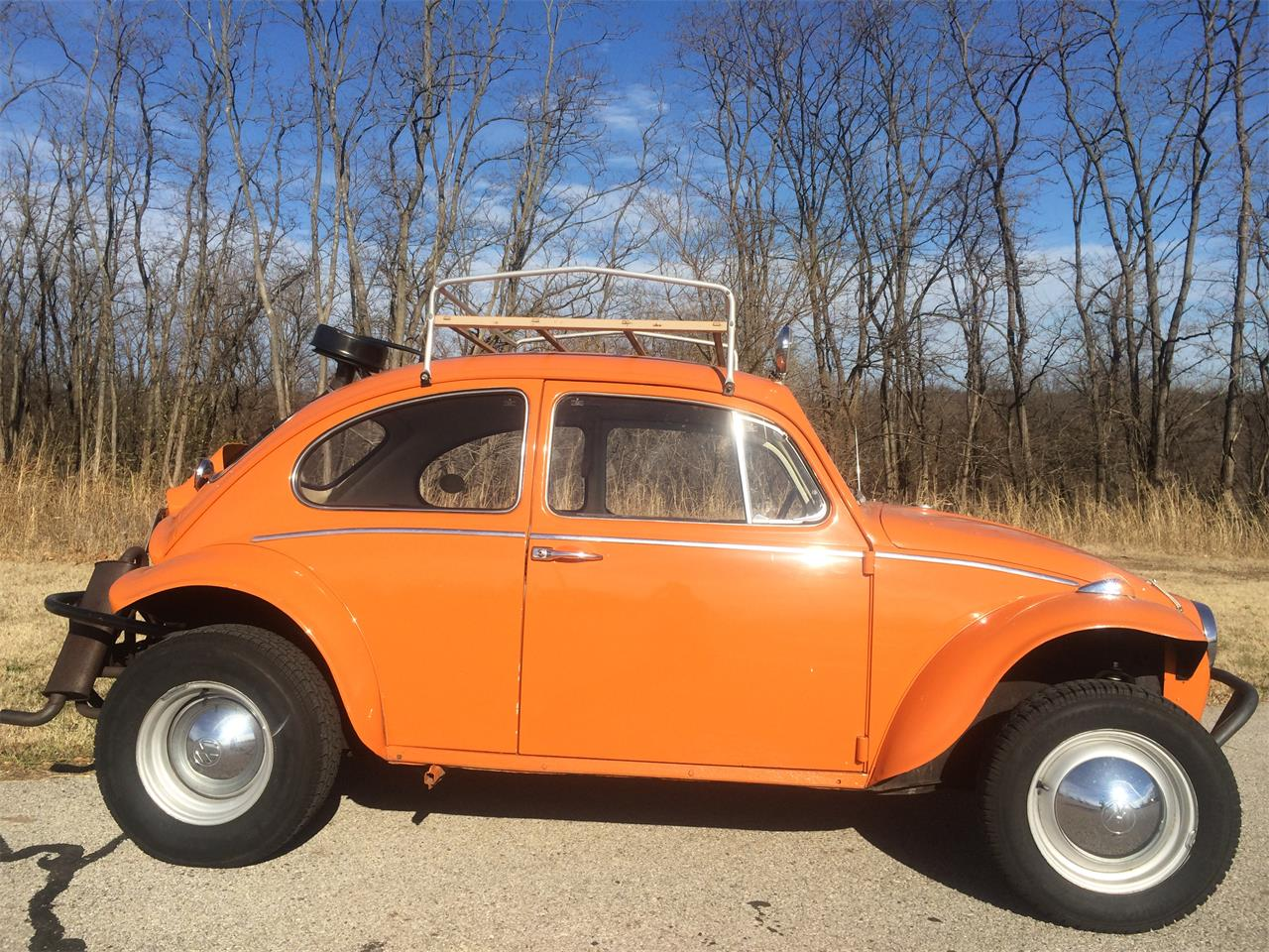 Large Picture of Classic '66 Volkswagen Beetle - $18,750.00 - GAKS