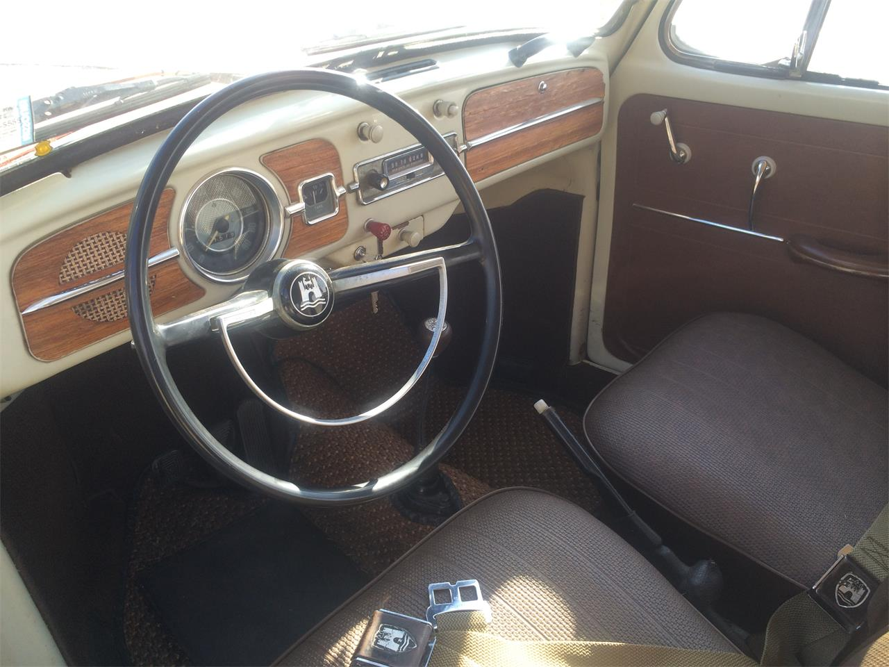 Large Picture of Classic '66 Volkswagen Beetle - $18,750.00 Offered by a Private Seller - GAKS