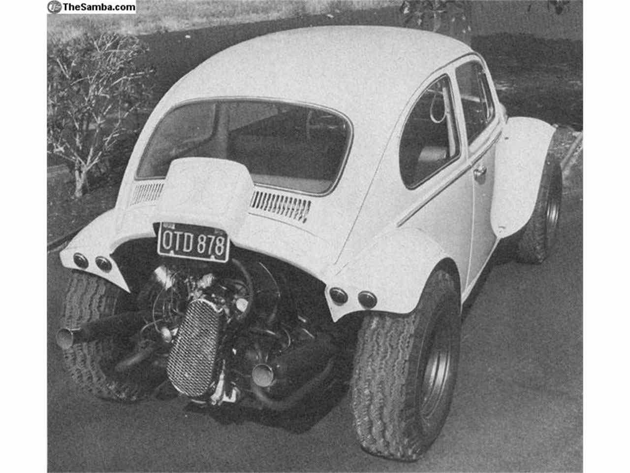 Large Picture of '66 Beetle - GAKS
