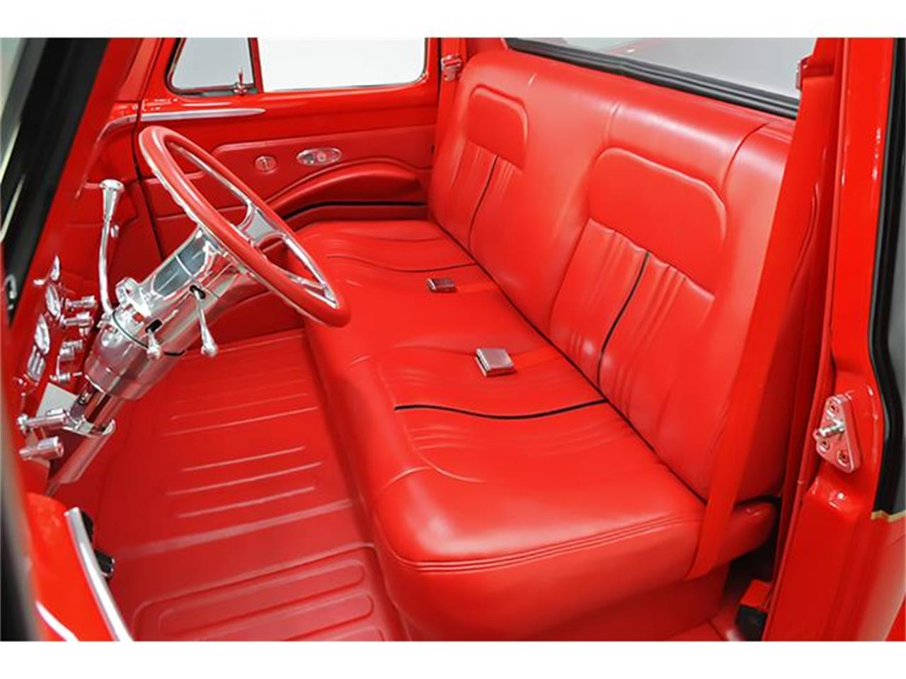 Large Picture of Classic 1955 Ford F1 located in Ohio Offered by JJ Rods, LLC - GBZY