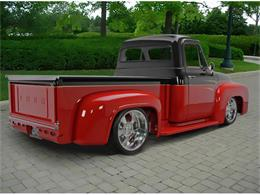 Picture of Classic '55 Ford F1 located in Ohio Offered by JJ Rods, LLC - GBZY