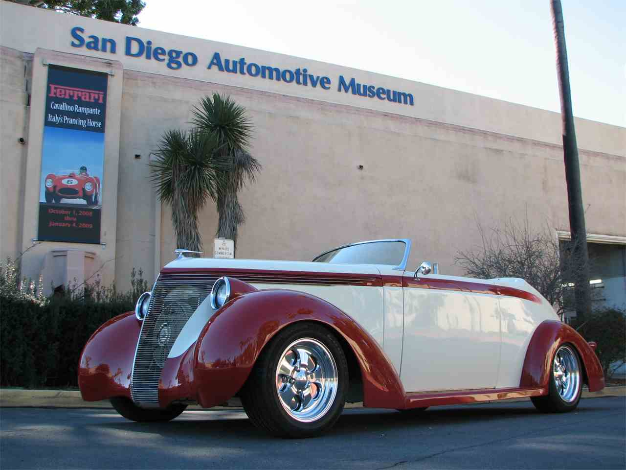 Large Picture of '37 Street Rod - GC08