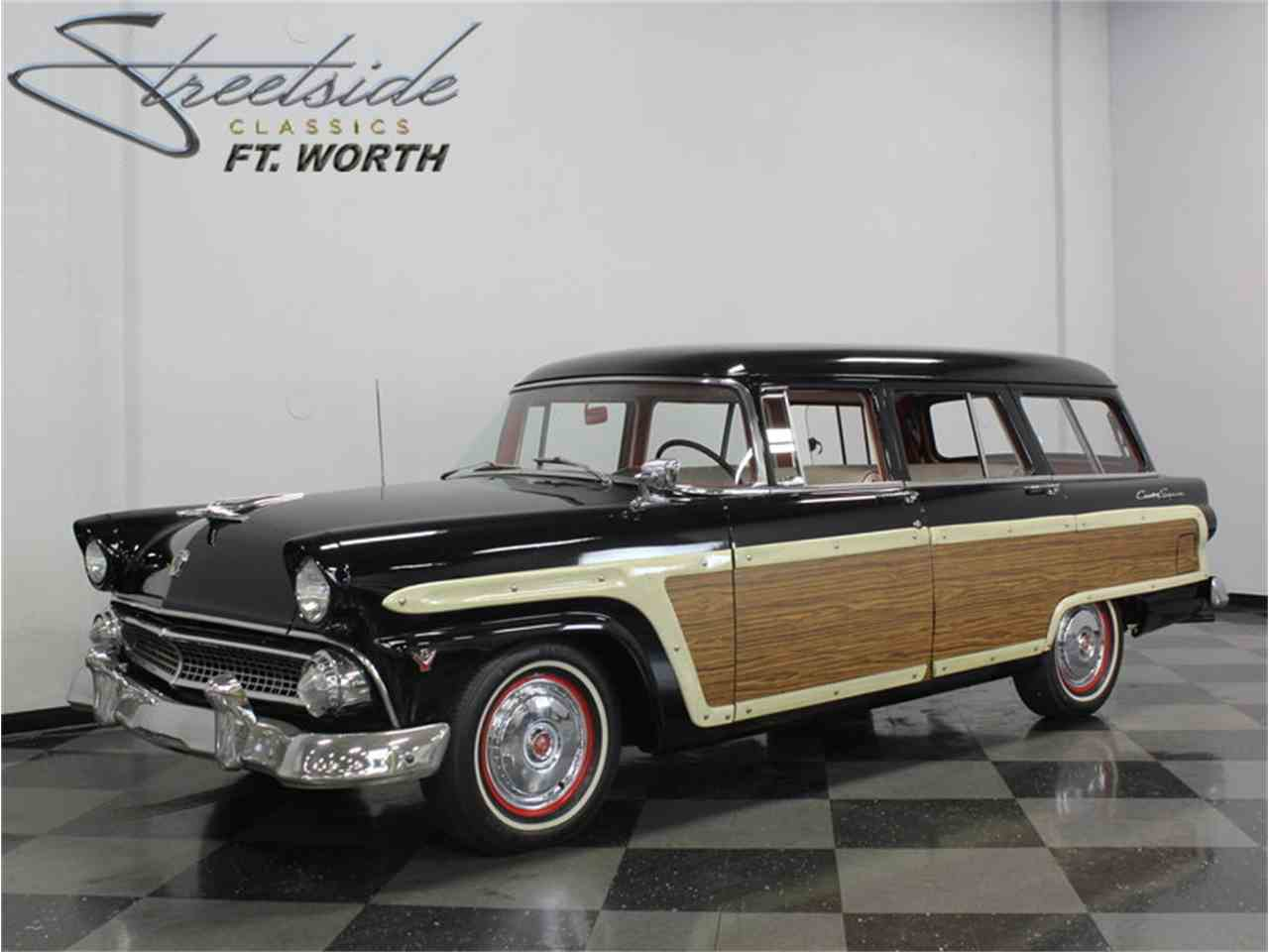 1955 Ford Country Squire Station Wagon for Sale | ClassicCars.com ...