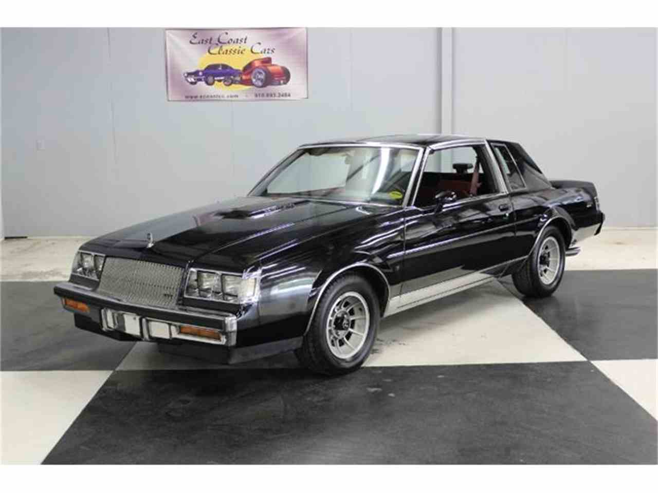1987 buick regal for sale classiccars cc 760228 large picture of 87 regal galg publicscrutiny Image collections