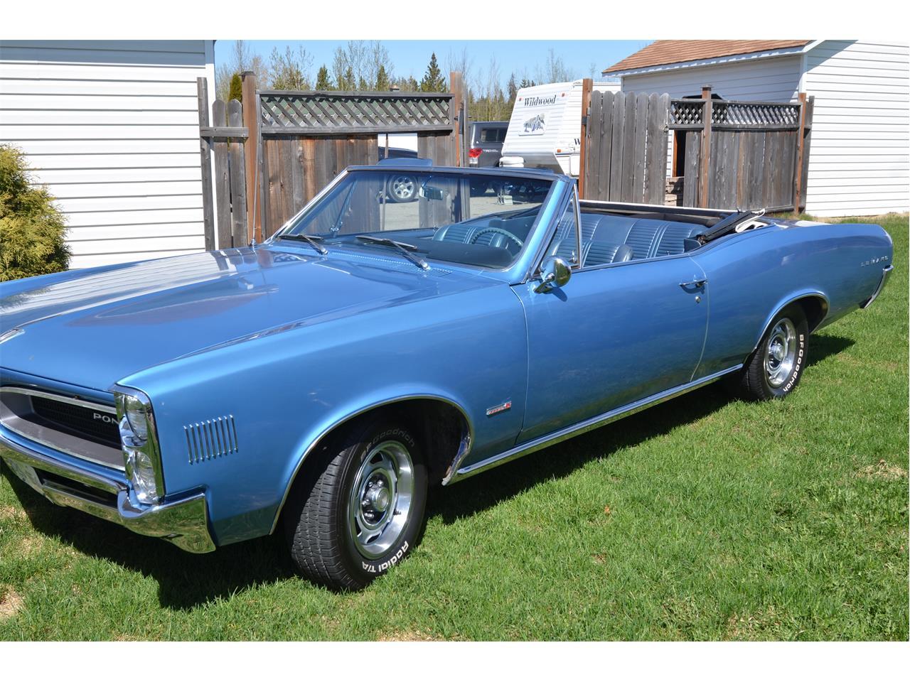 Large Picture of Classic '66 Pontiac LeMans - GCAH