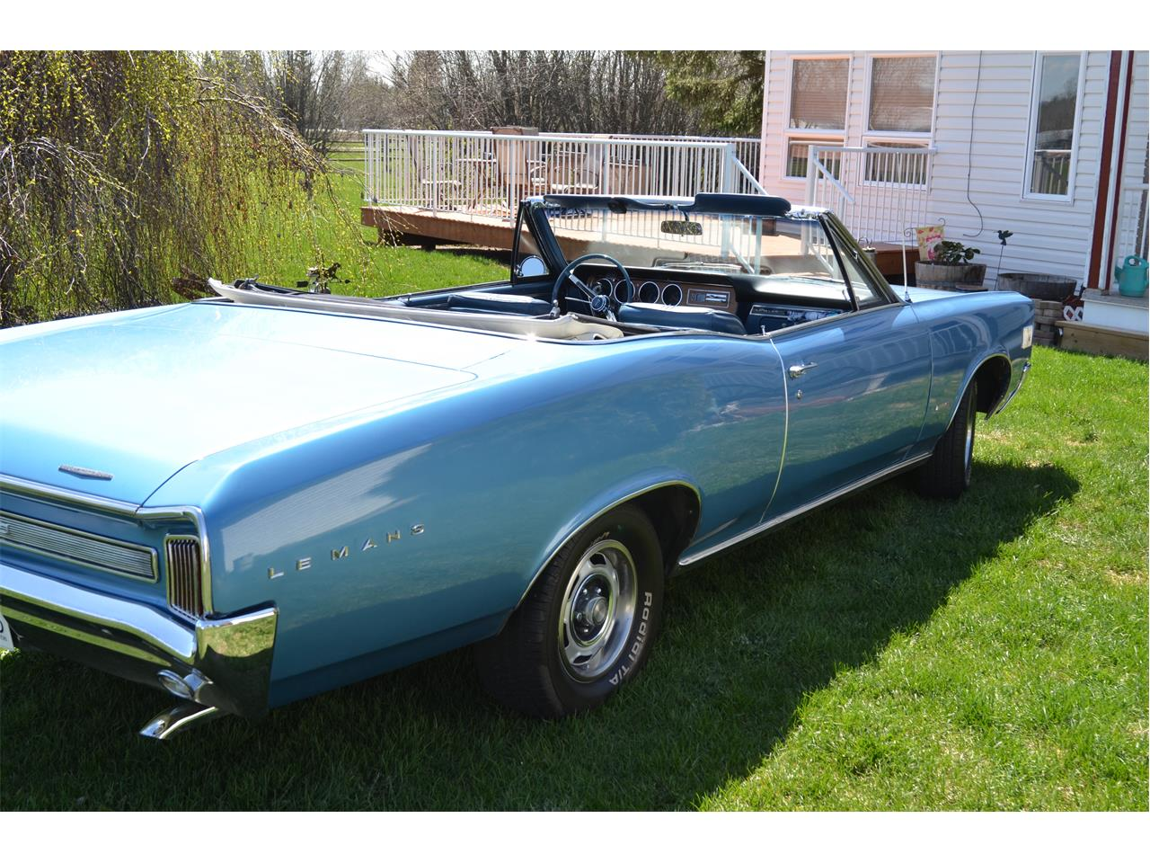 Large Picture of Classic '66 Pontiac LeMans - $32,000.00 Offered by a Private Seller - GCAH