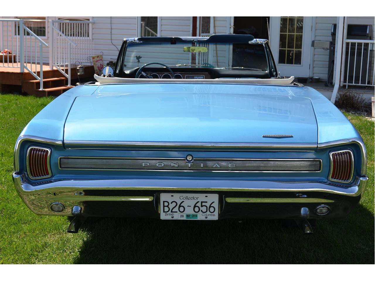 Large Picture of Classic '66 Pontiac LeMans located in Prince George British Columbia - $32,000.00 Offered by a Private Seller - GCAH