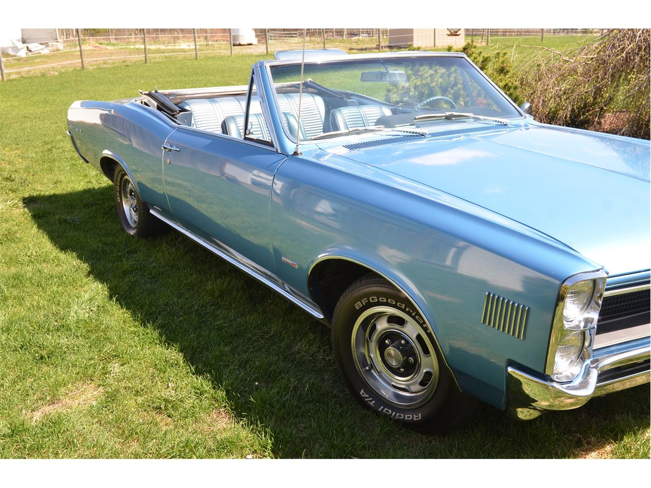 Large Picture of '66 Pontiac LeMans located in Prince George British Columbia - $32,000.00 - GCAH