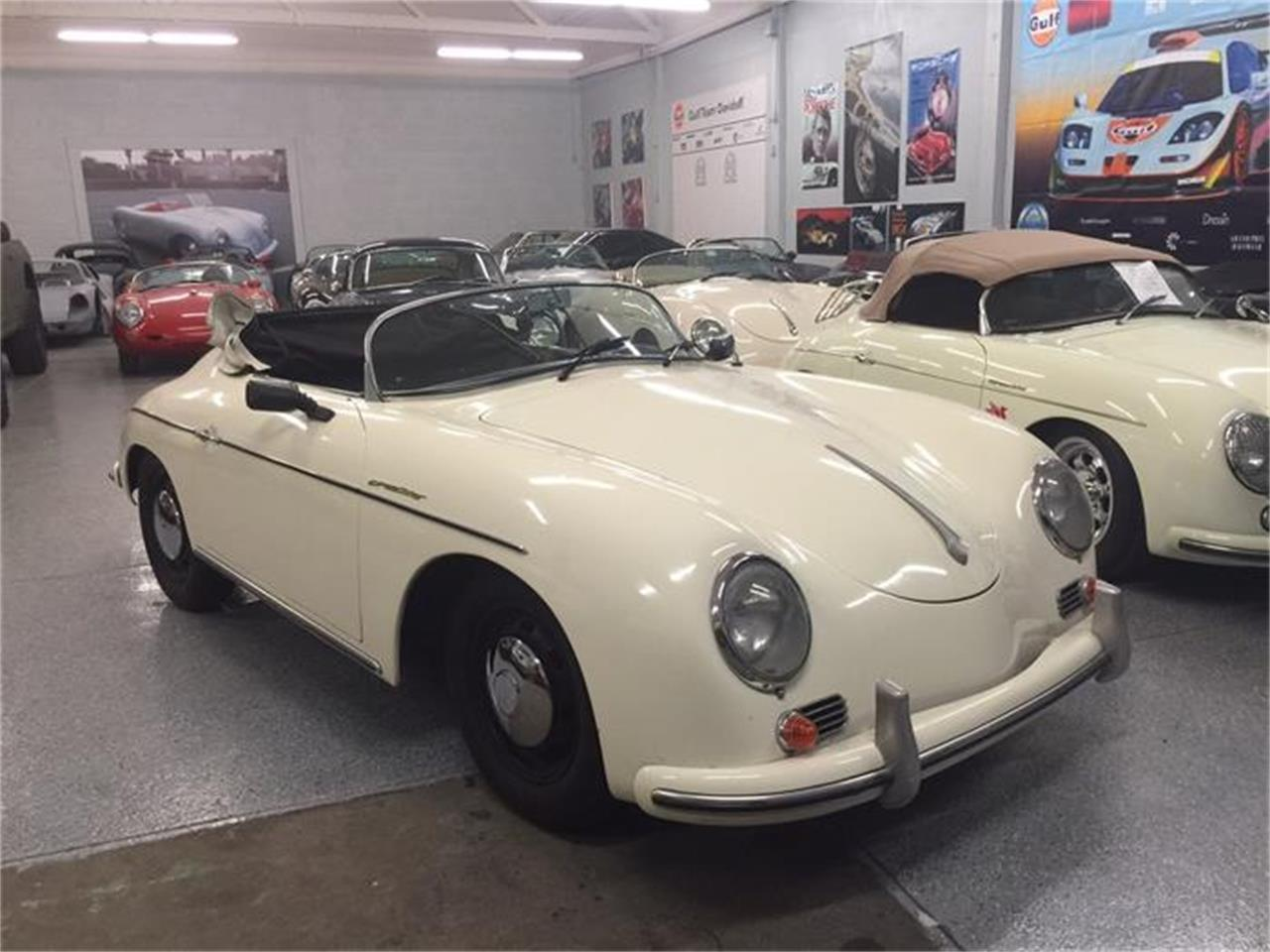 Large Picture of Classic '57 Porsche Speedster located in San Diego California Offered by Beverly Hills Motor Cars - GCAS