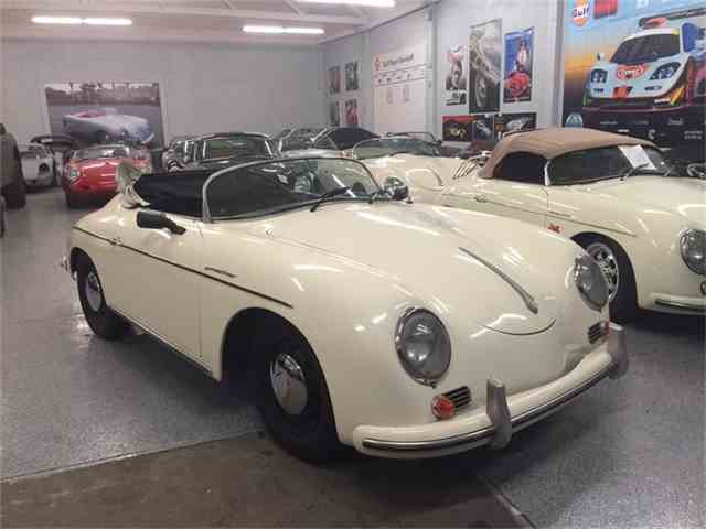 1957 Porsche Speedster for Sale on ClicCars.com