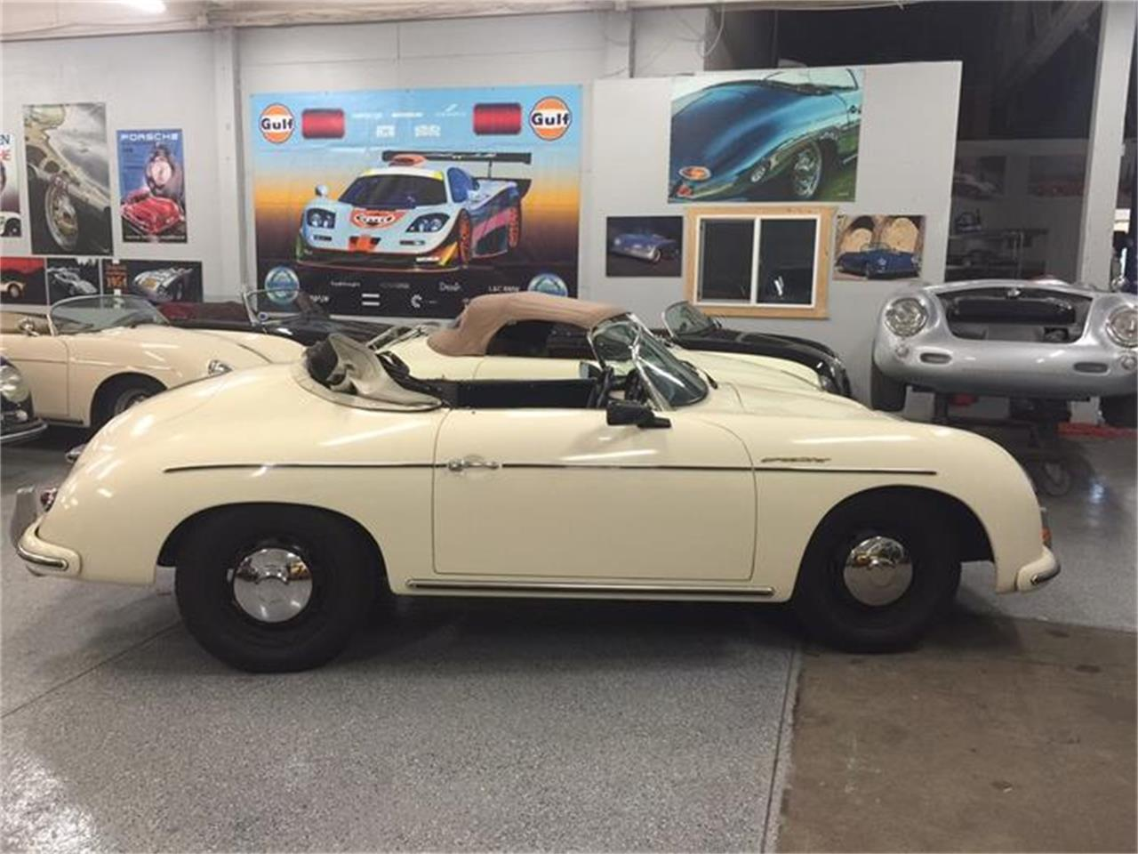 Large Picture of '57 Porsche Speedster located in California Offered by Beverly Hills Motor Cars - GCAS