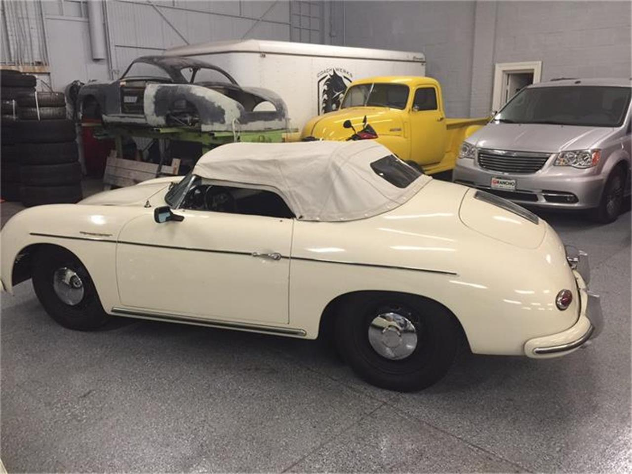 Large Picture of Classic 1957 Porsche Speedster located in San Diego California Offered by Beverly Hills Motor Cars - GCAS