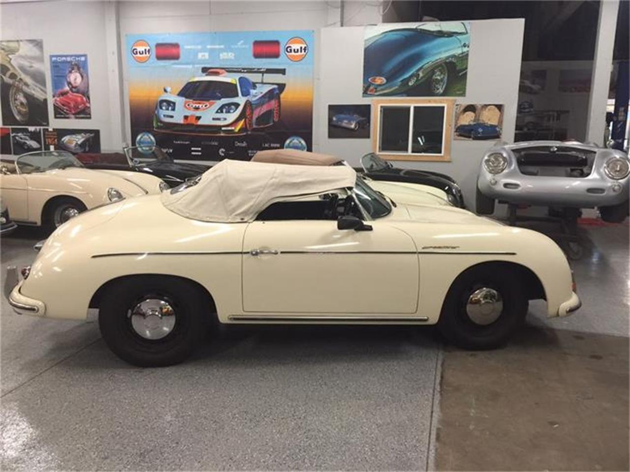 Large Picture of Classic '57 Porsche Speedster - $22,950.00 - GCAS