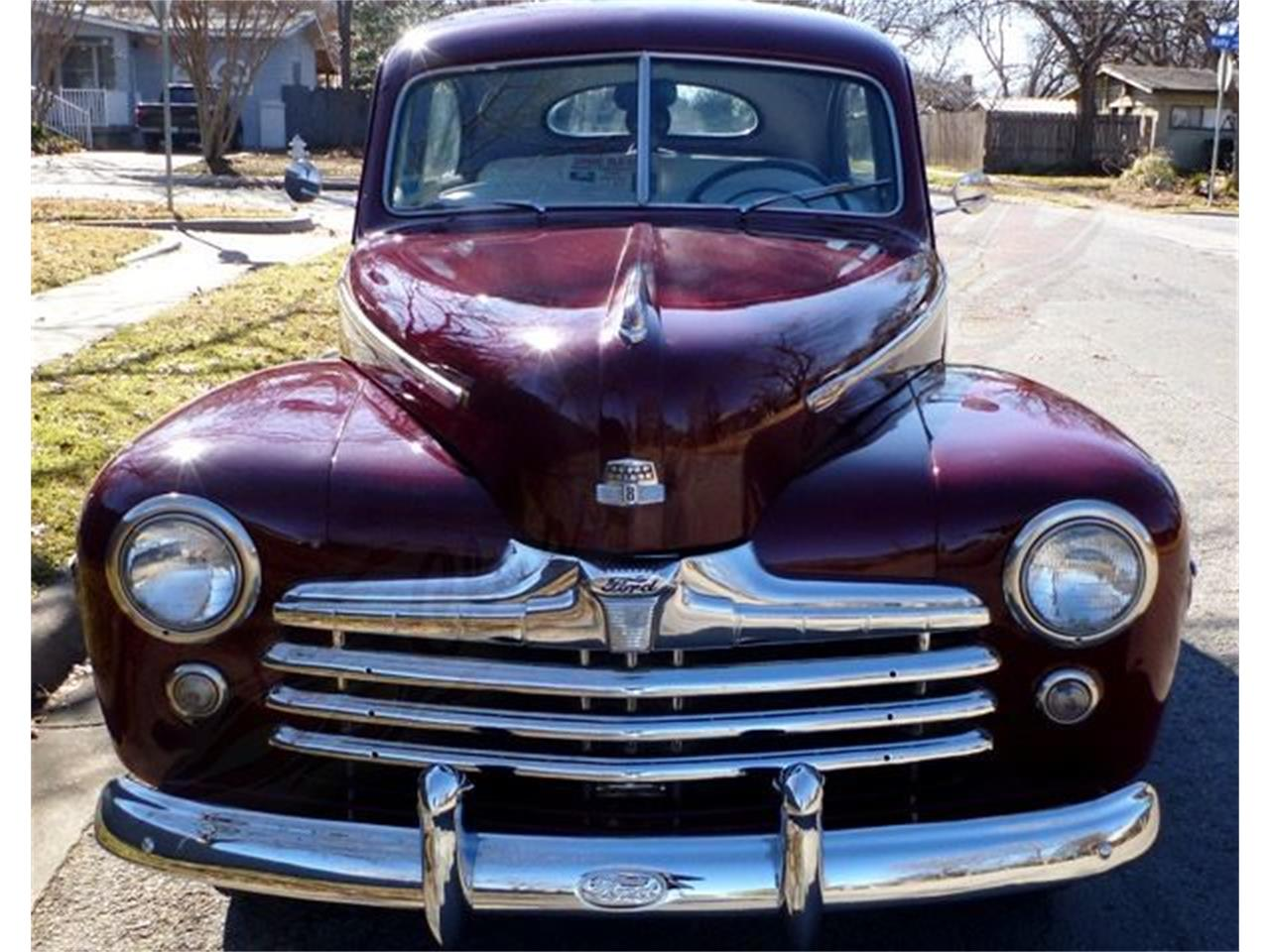 Large Picture of '47 Ford Super Deluxe Offered by Classical Gas Enterprises - GCBZ