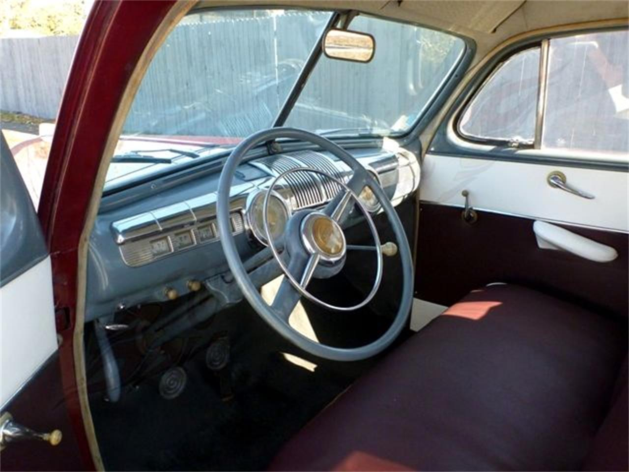 Large Picture of Classic 1947 Ford Super Deluxe located in Arlington Texas - GCBZ