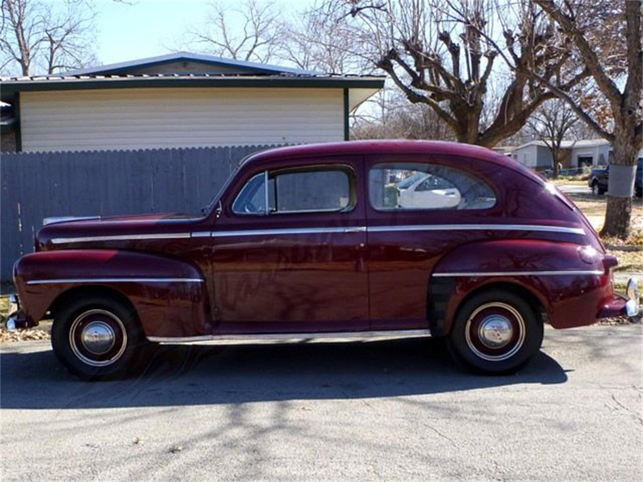 Large Picture of '47 Ford Super Deluxe located in Texas - $13,750.00 - GCBZ