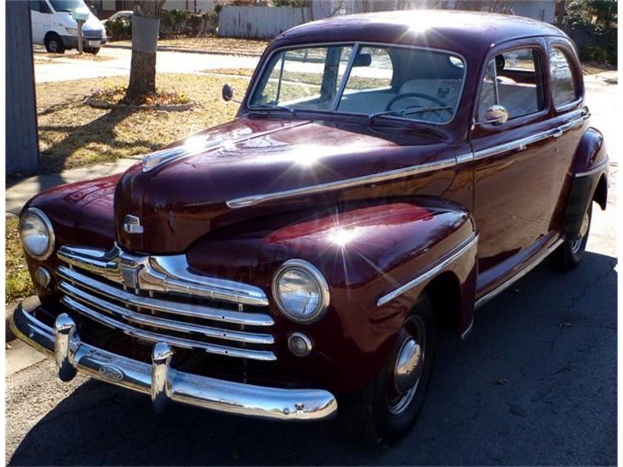 Large Picture of Classic '47 Ford Super Deluxe located in Texas Offered by Classical Gas Enterprises - GCBZ