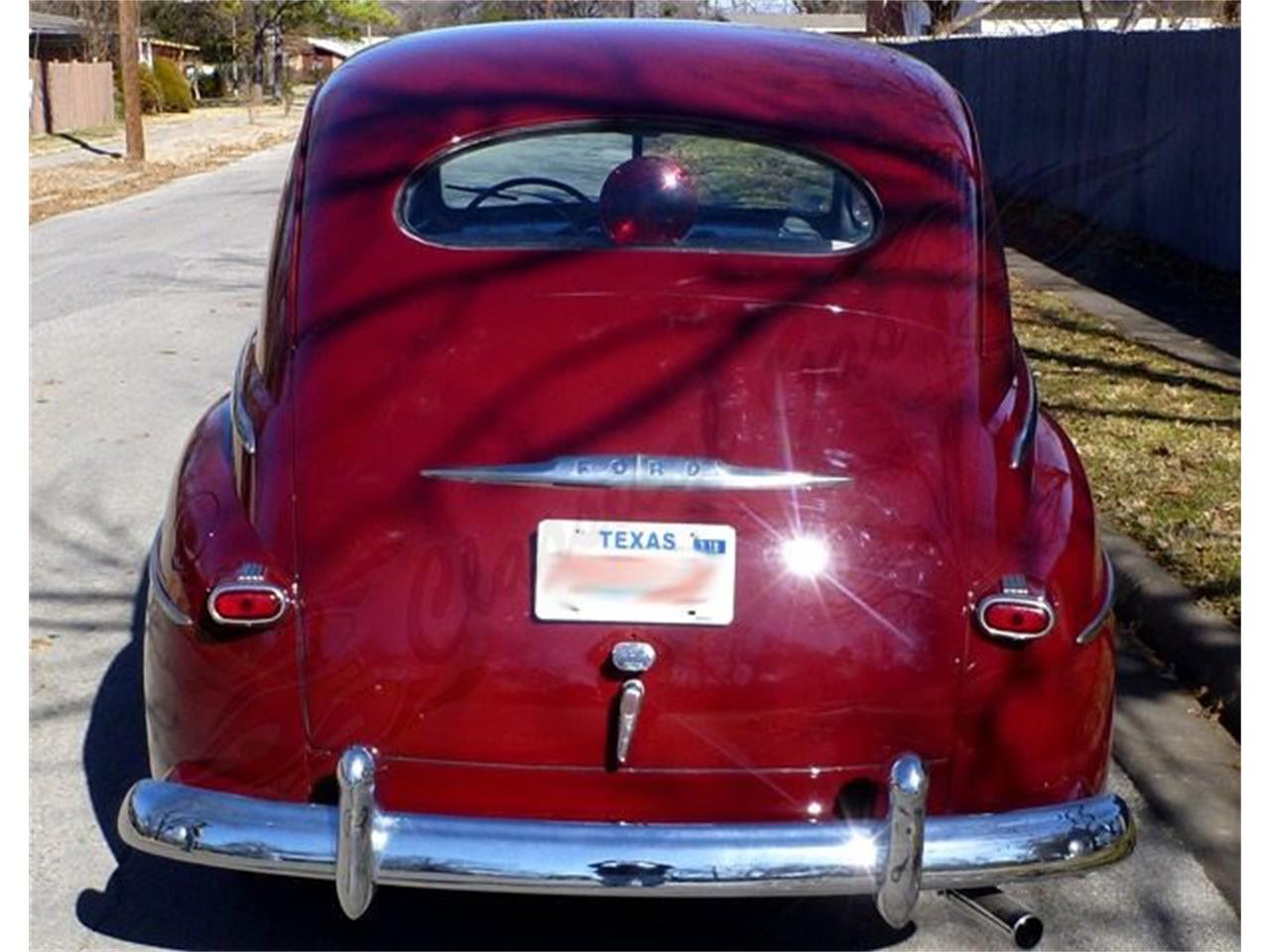 Large Picture of Classic '47 Ford Super Deluxe located in Arlington Texas - $13,750.00 - GCBZ