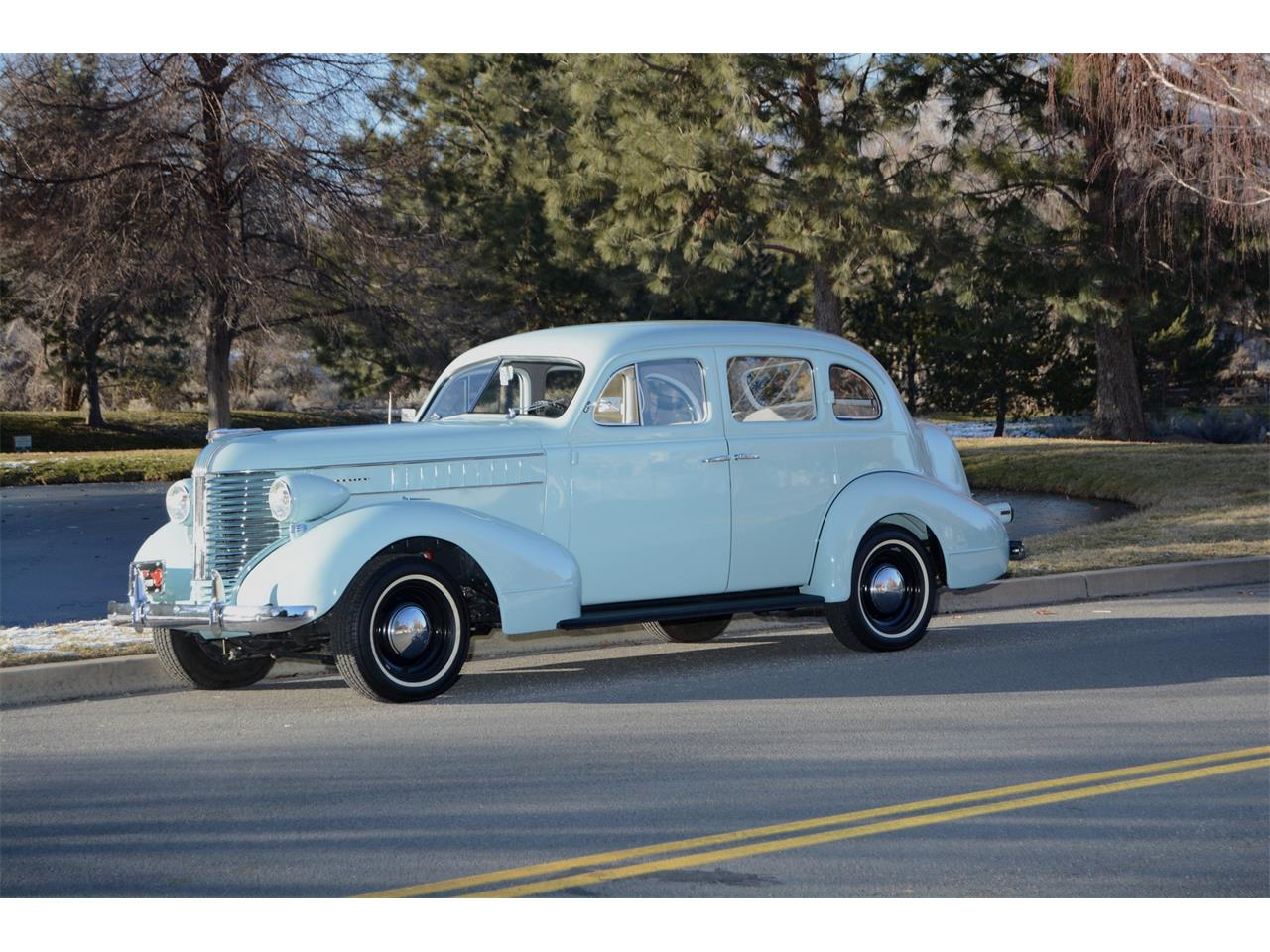 Large Picture of '38 Silver Streak - GAM0