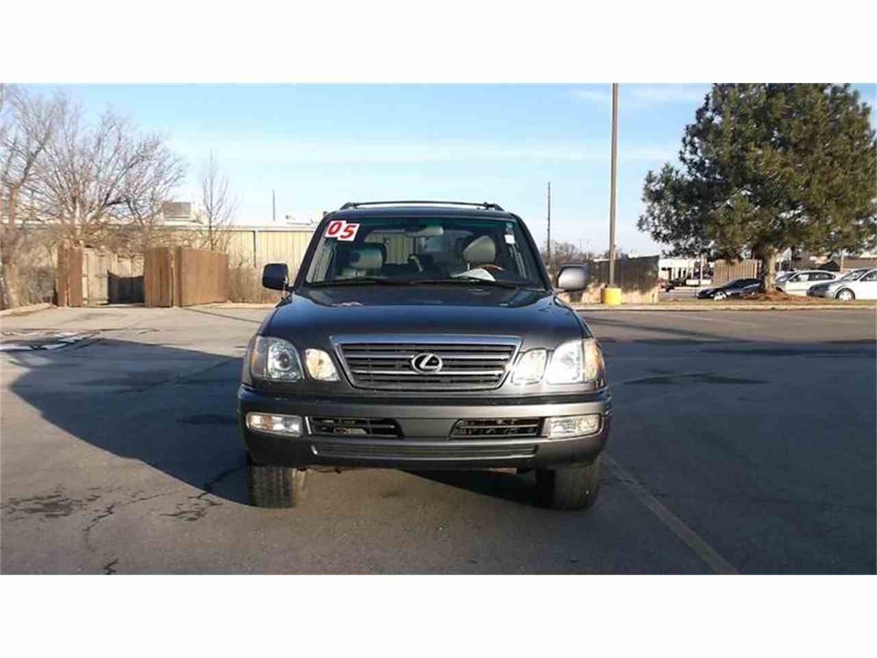 Large Picture of '05 LX470 - GCDH