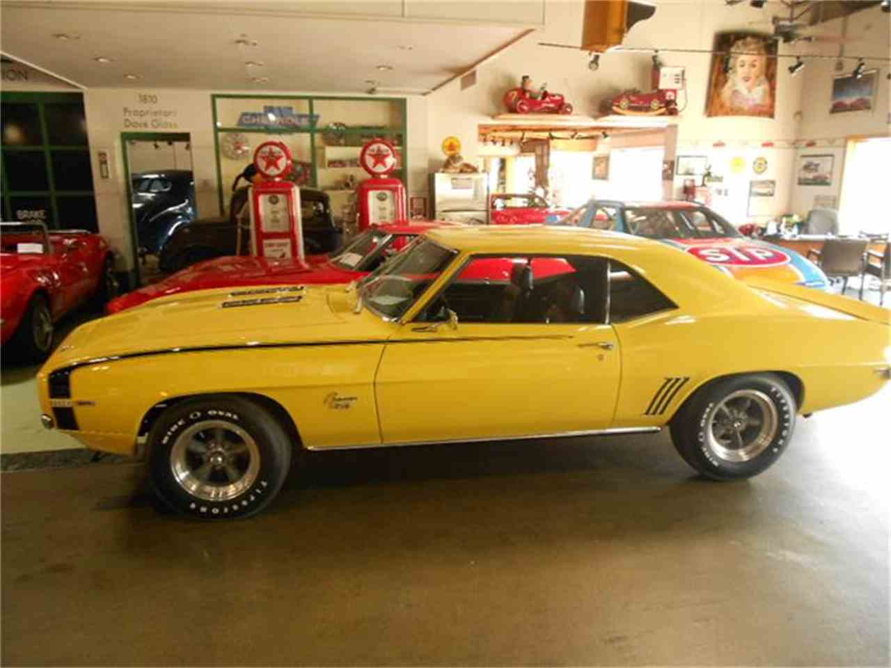 Large Picture of '69 Camaro SS - GCE7