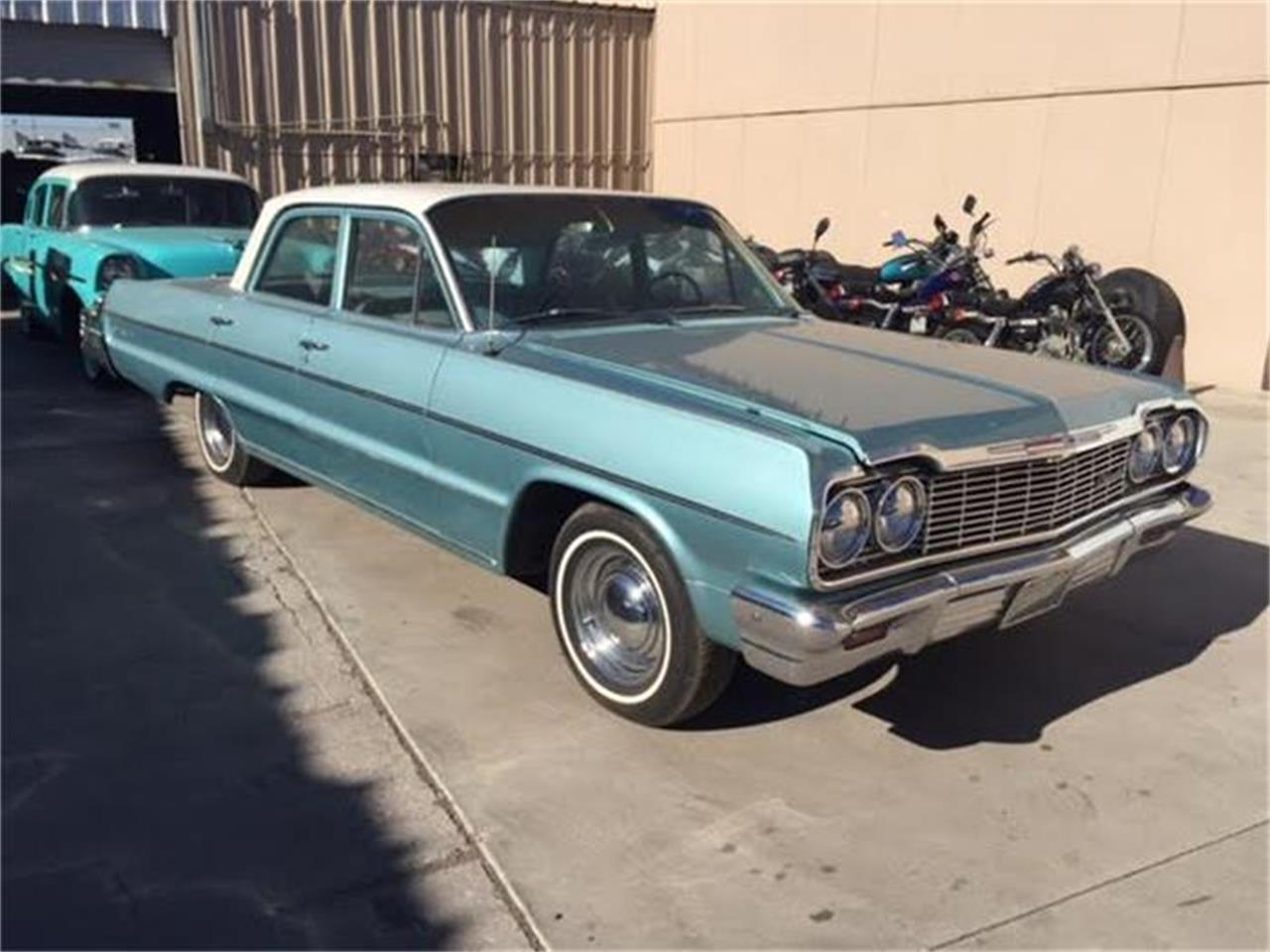 Large Picture of '64 Chevrolet Bel Air located in Arizona - $9,500.00 Offered by Desert Valley Auto Parts - GANB