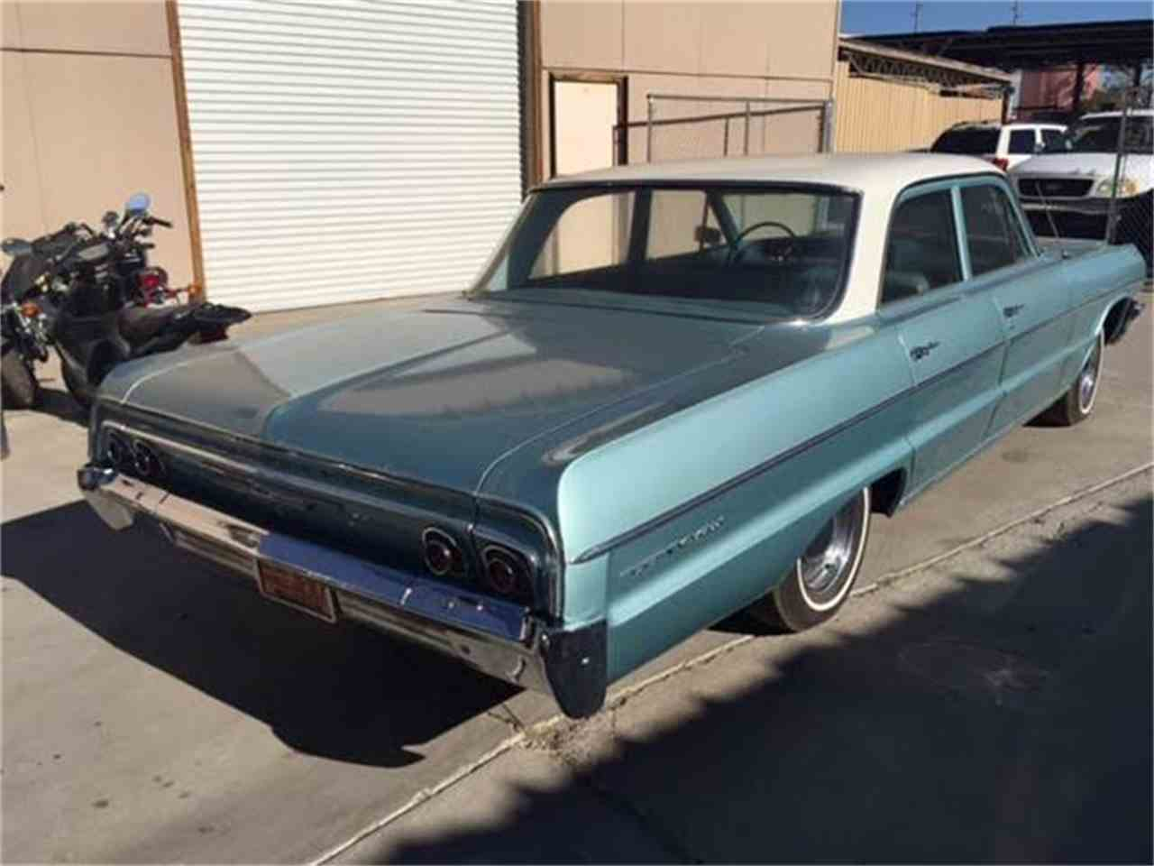 Large Picture of '64 Bel Air - GANB