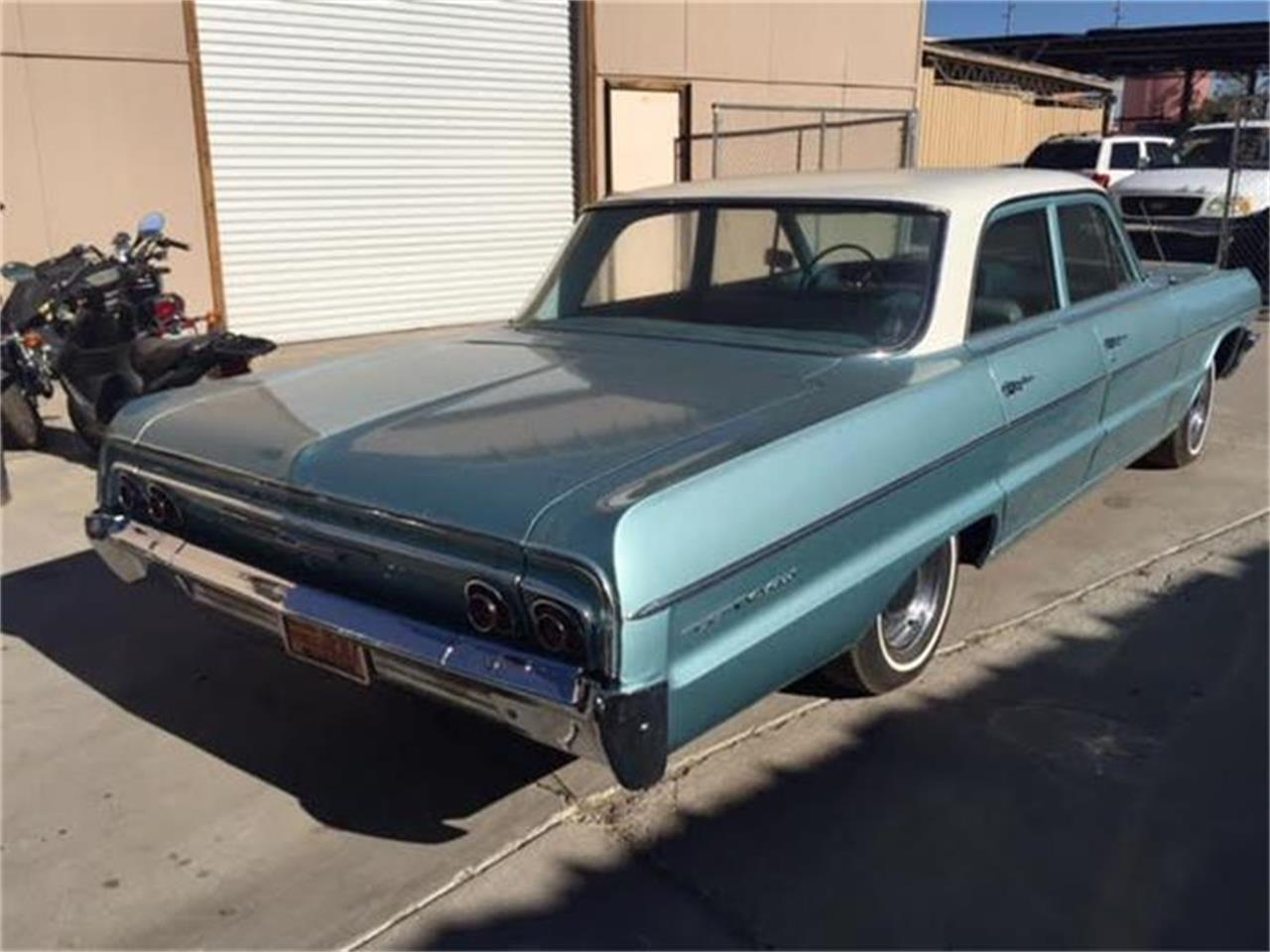 Large Picture of '64 Chevrolet Bel Air - $9,500.00 - GANB
