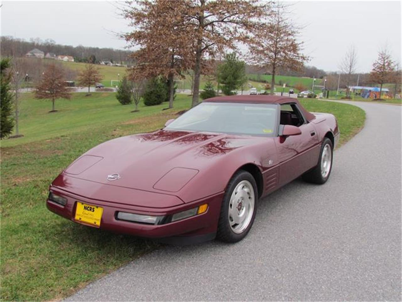 Large Picture of 1993 Chevrolet Corvette - $18,900.00 - GANY