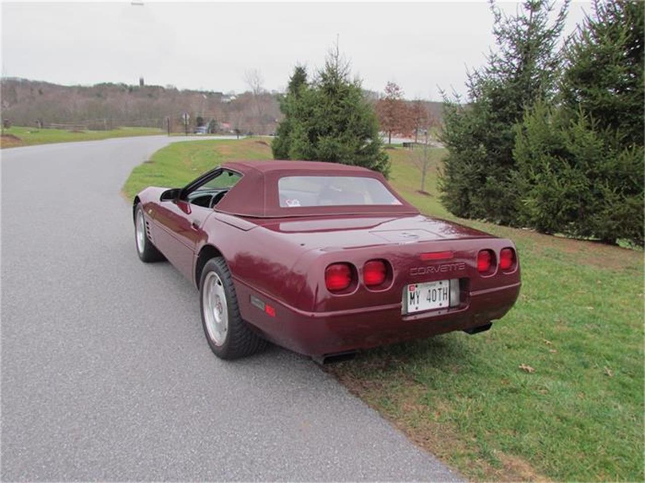 Large Picture of 1993 Chevrolet Corvette - $18,900.00 Offered by Buyers and Sellers Connection LLC - GANY