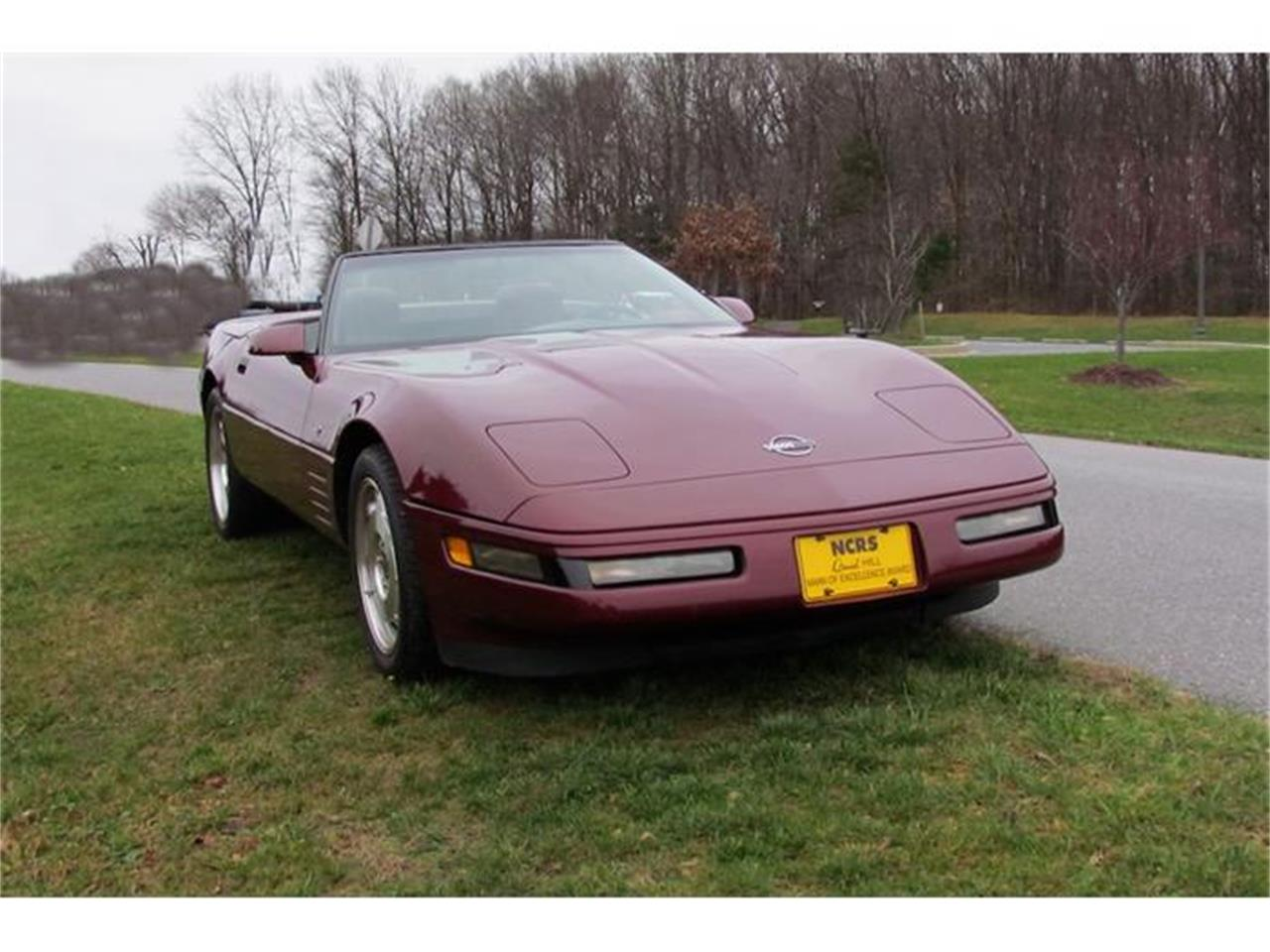 Large Picture of 1993 Chevrolet Corvette located in North Carolina - GANY