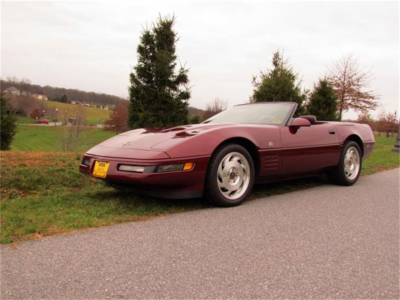Large Picture of '93 Chevrolet Corvette located in Lee North Carolina Offered by Buyers and Sellers Connection LLC - GANY