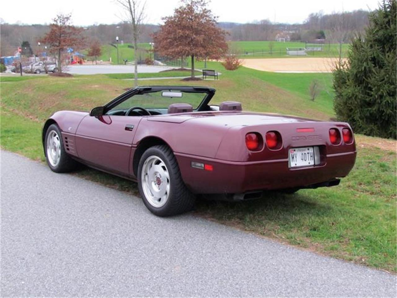 Large Picture of 1993 Chevrolet Corvette Offered by Buyers and Sellers Connection LLC - GANY