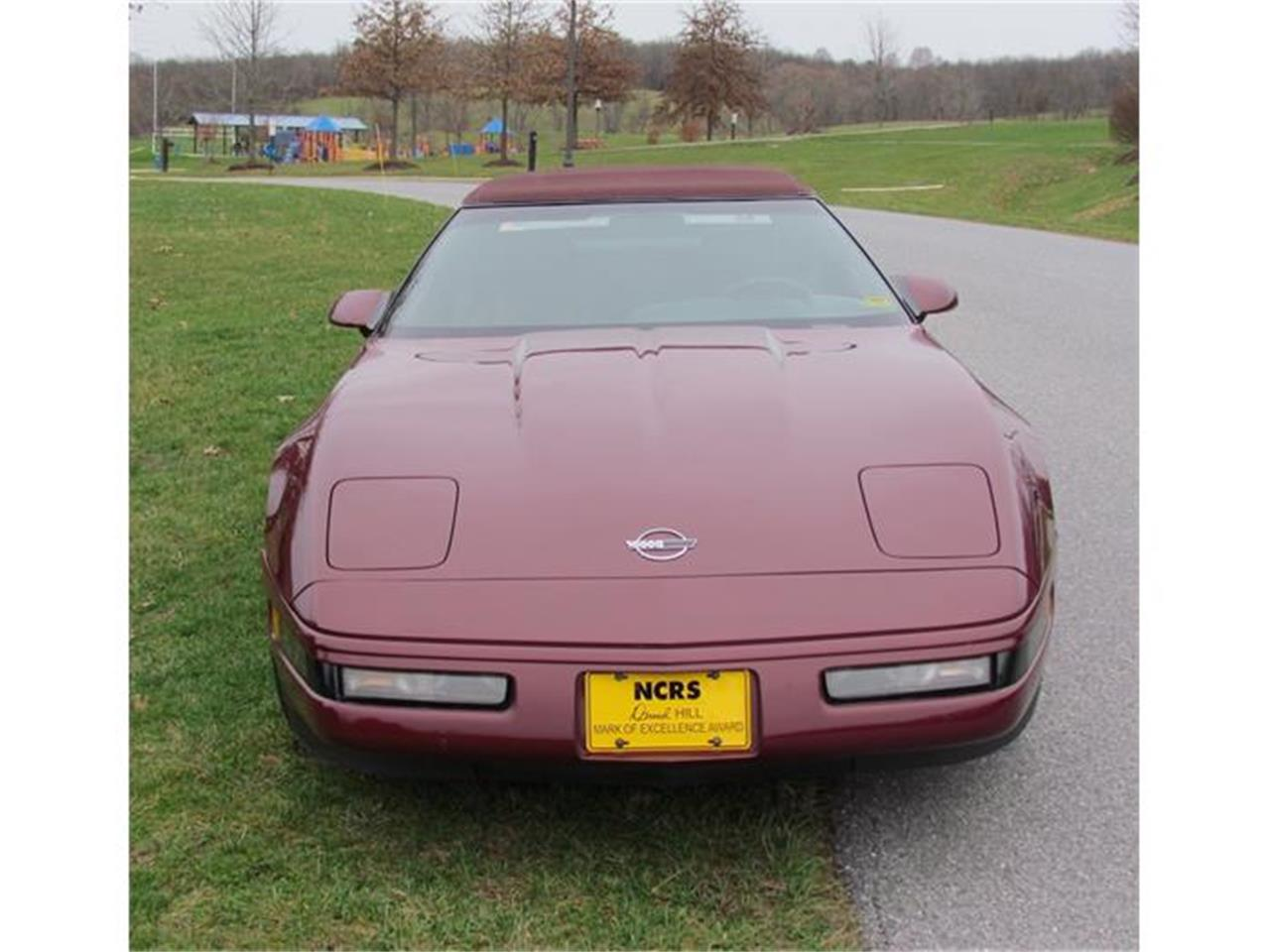 Large Picture of '93 Chevrolet Corvette located in North Carolina - $18,900.00 - GANY