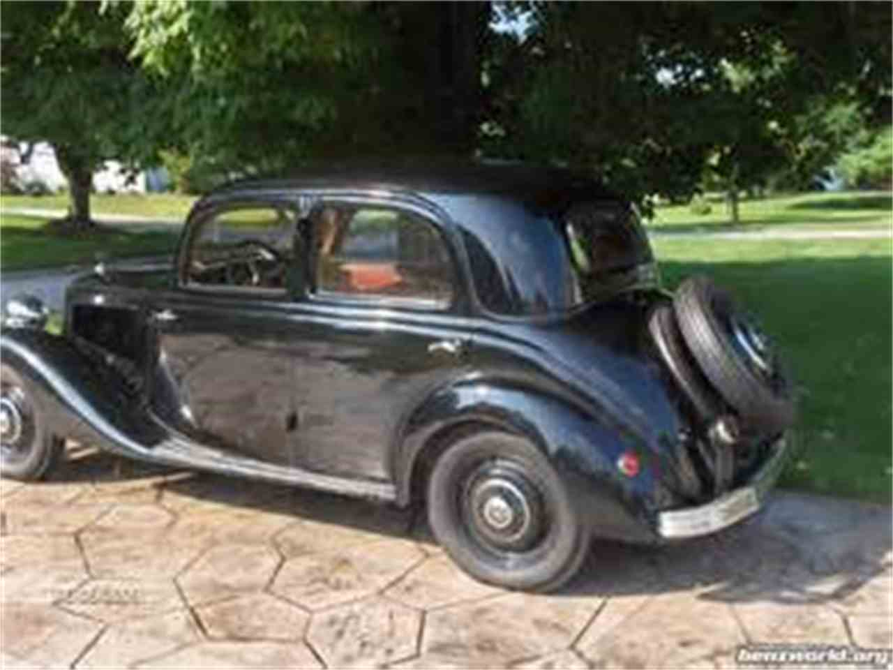 1942 mercedes benz 170v for sale cc 760320