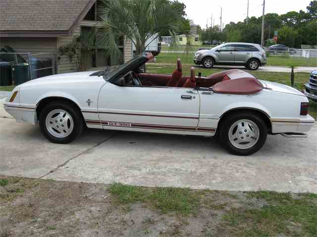 Picture of '84 Mustang - GCX6