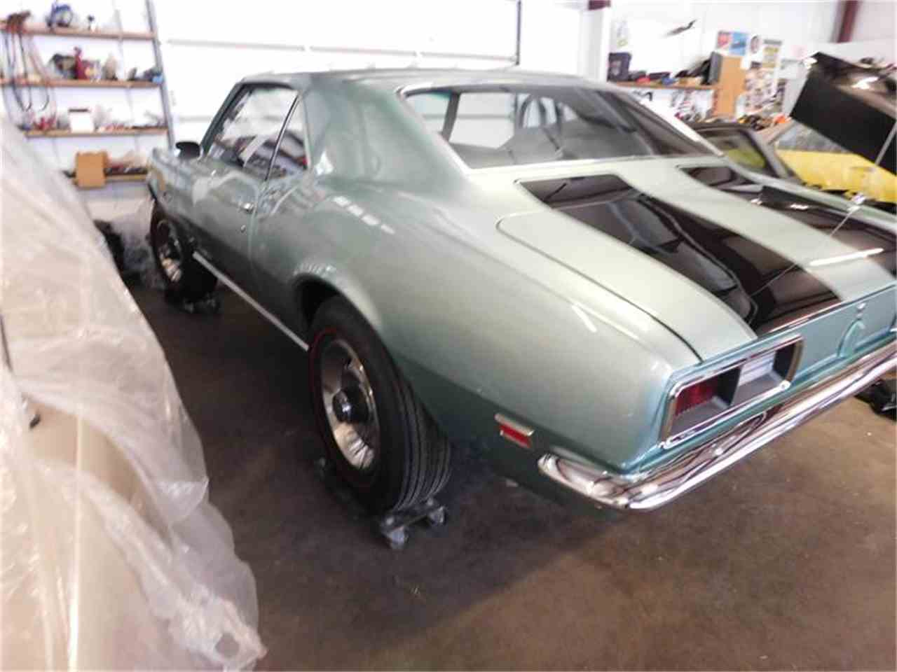 Large Picture of '68 Camaro Z28 - GCXR