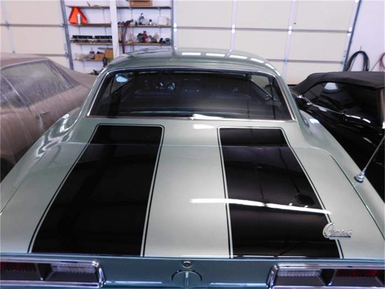 Large Picture of '68 Chevrolet Camaro Z28 located in Fort Smith Arkansas Offered by Classic Car Pal - GCXR