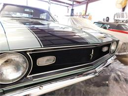 Picture of Classic '68 Camaro Z28 located in Fort Smith Arkansas - $49,000.00 - GCXR