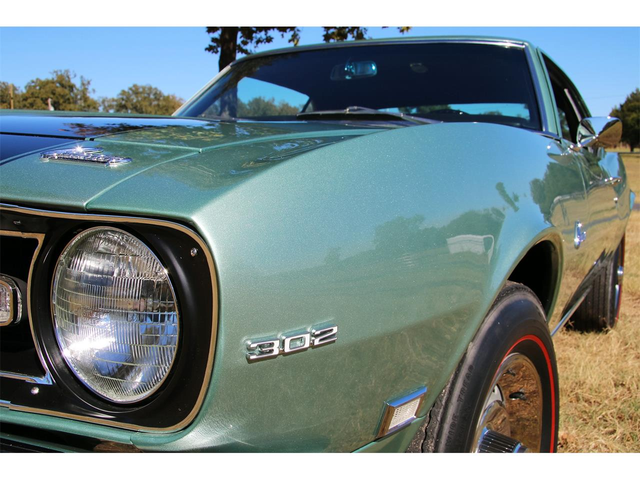 Large Picture of Classic '68 Chevrolet Camaro Z28 - GCXR