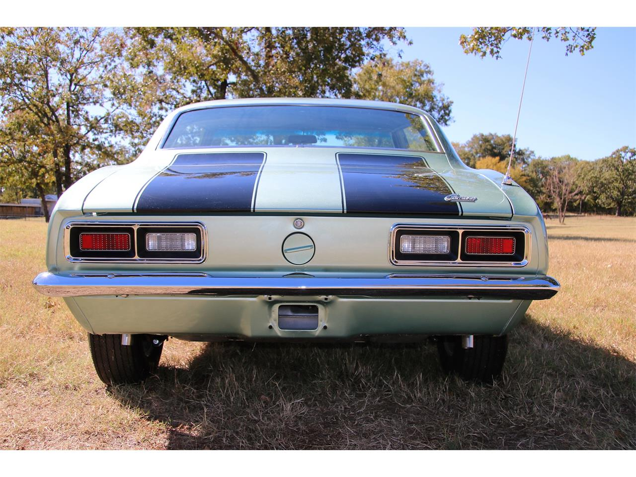 Large Picture of Classic 1968 Camaro Z28 located in Fort Smith Arkansas - $49,000.00 Offered by Classic Car Pal - GCXR