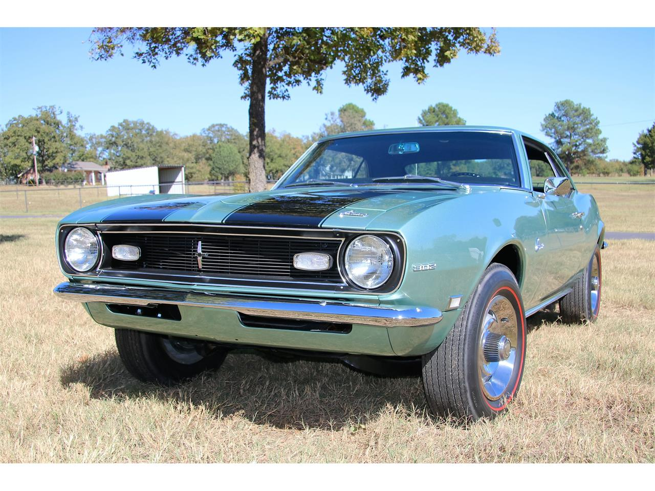 Large Picture of Classic 1968 Chevrolet Camaro Z28 - $49,000.00 - GCXR