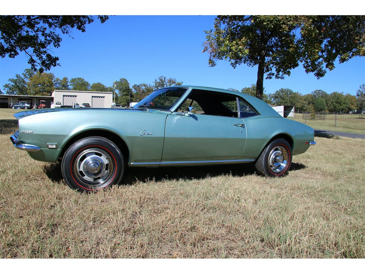 Large Picture of Classic '68 Chevrolet Camaro Z28 located in Arkansas - GCXR