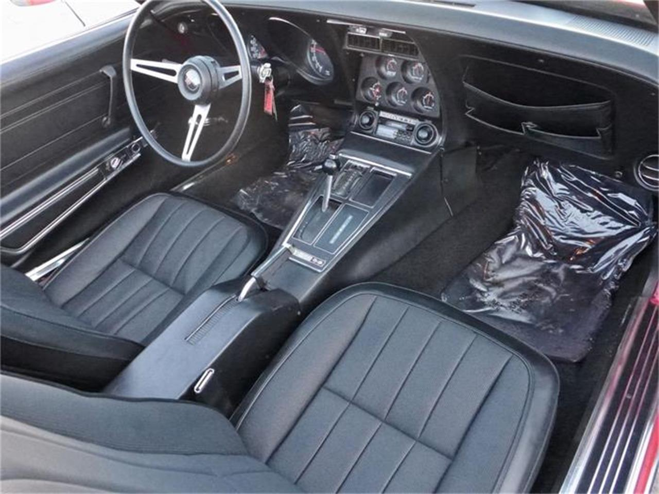 Large Picture of '75 Chevrolet Corvette located in Pennsylvania Offered by Coffee's Sports and Classics - GCY5