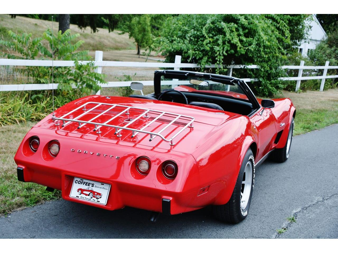 Large Picture of '75 Chevrolet Corvette located in Pennsylvania - $26,900.00 - GCY5