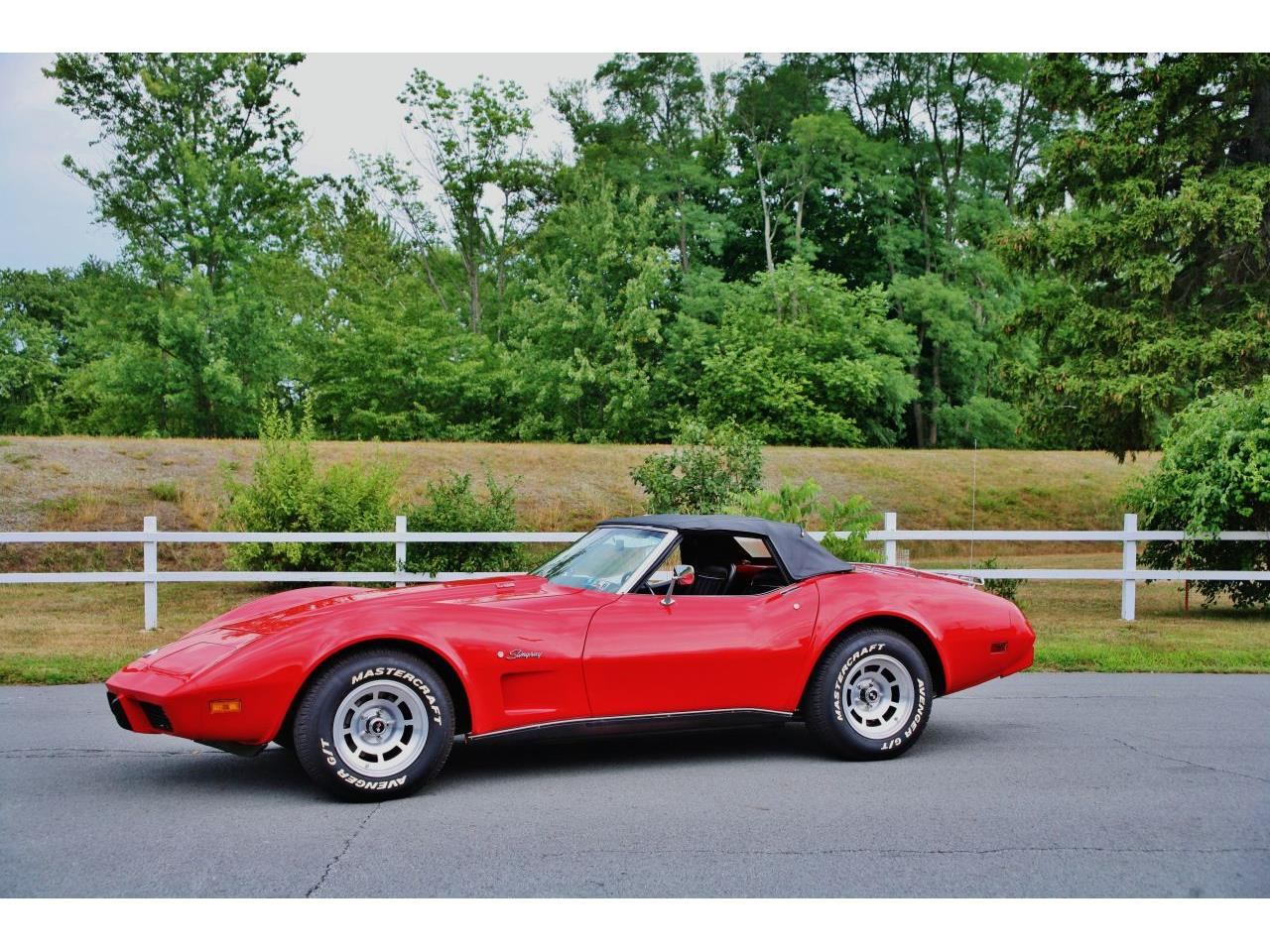 Large Picture of '75 Chevrolet Corvette located in Pennsylvania - GCY5