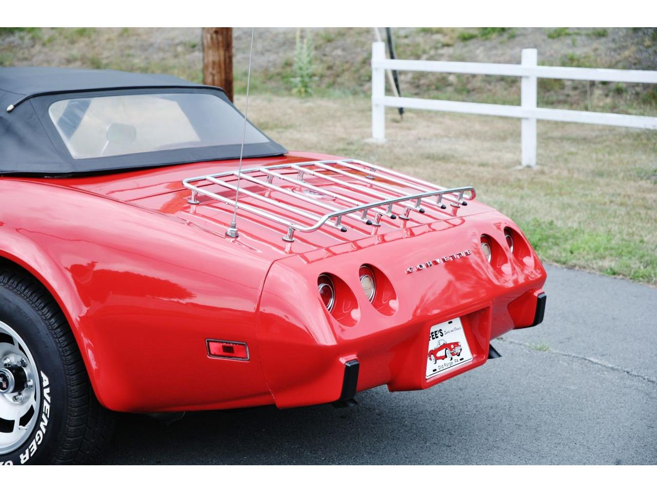 Large Picture of '75 Chevrolet Corvette - $26,900.00 - GCY5