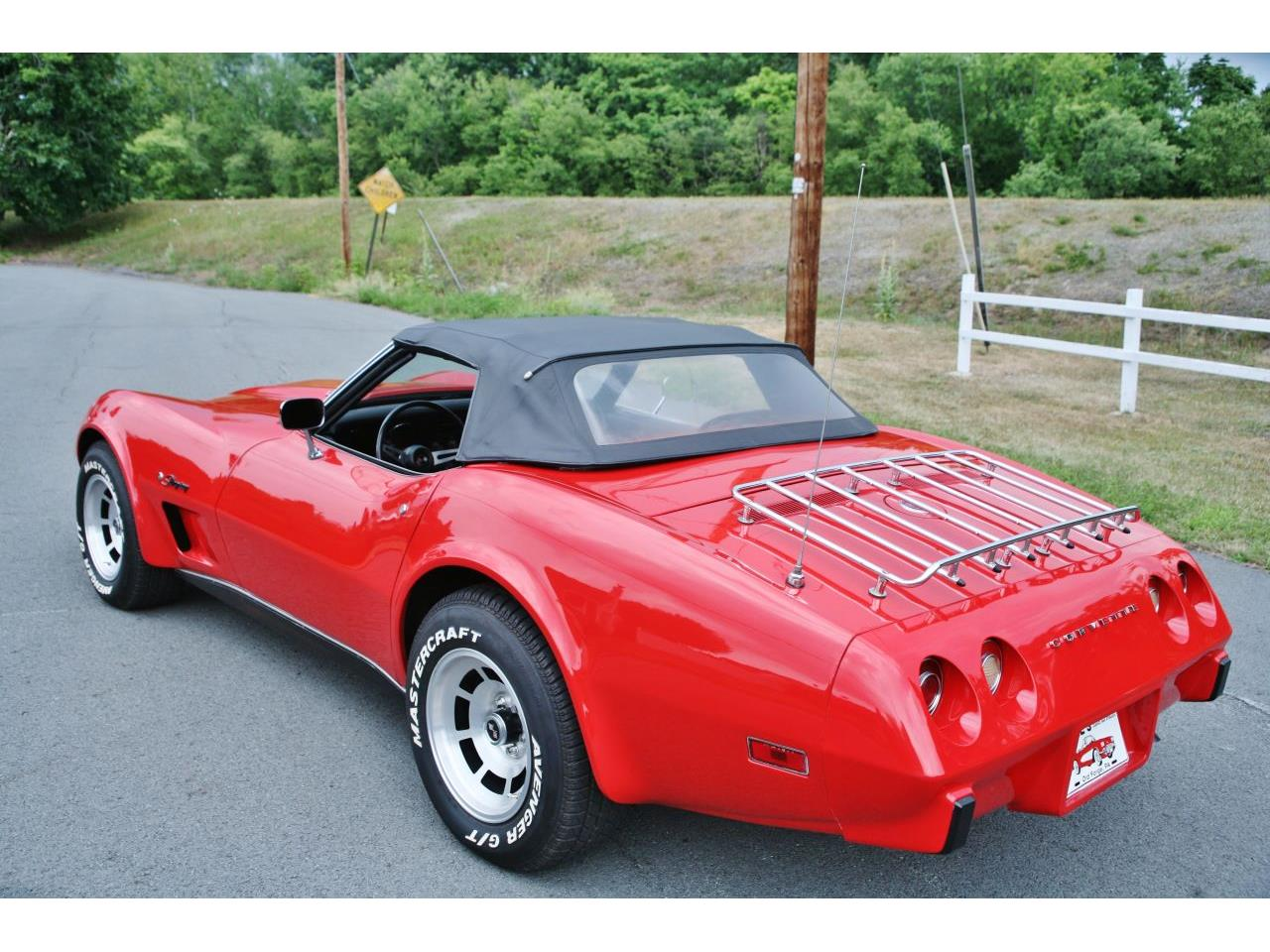 Large Picture of '75 Chevrolet Corvette located in Pennsylvania - $26,900.00 Offered by Coffee's Sports and Classics - GCY5