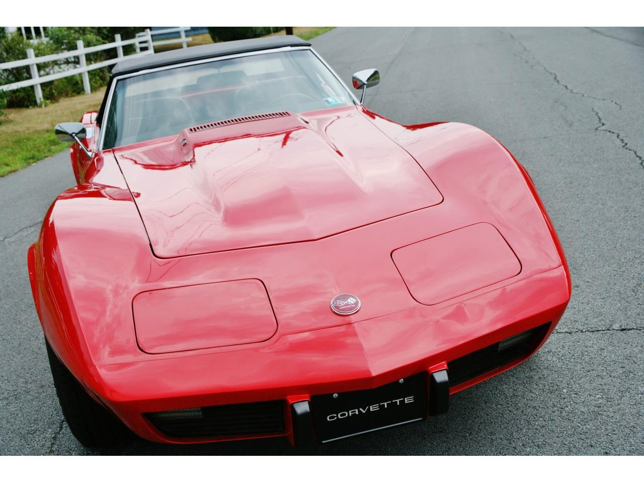 Large Picture of 1975 Corvette located in Pennsylvania Offered by Coffee's Sports and Classics - GCY5